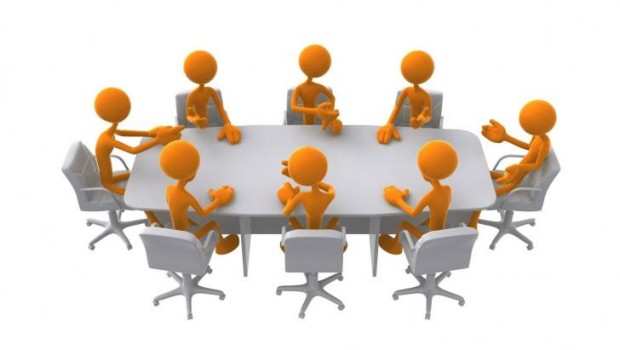 Clipart-Meeting